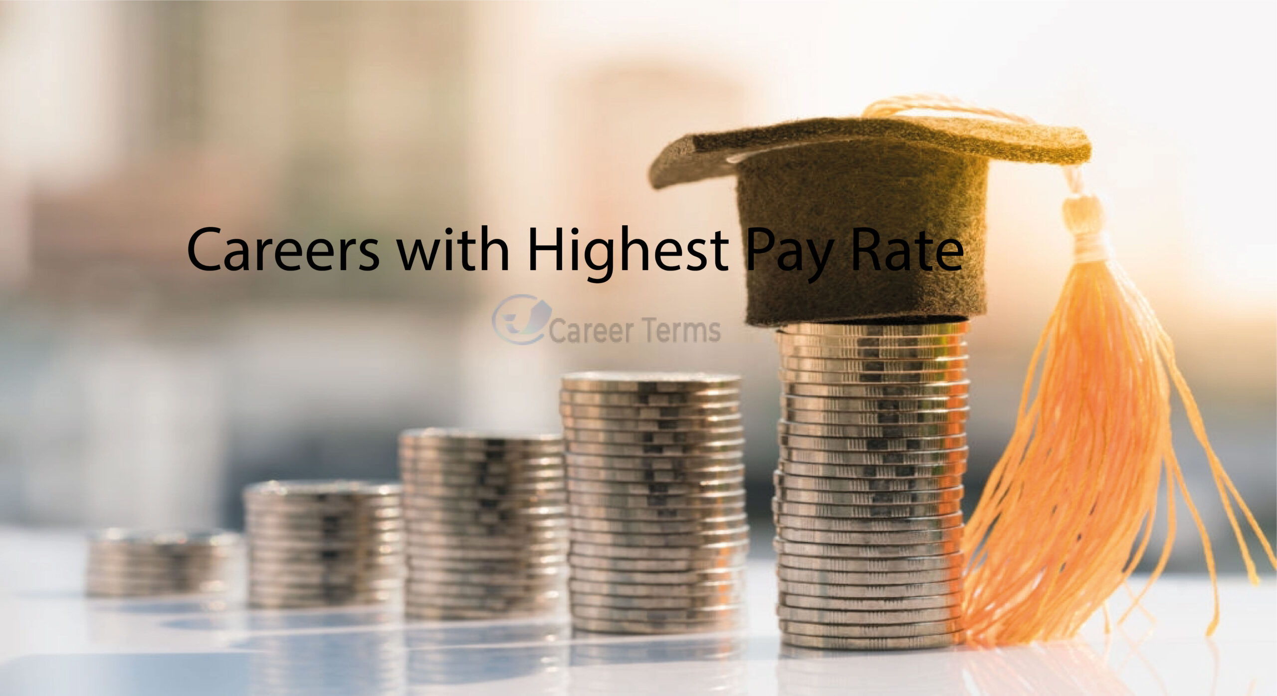 Careers with Highest Pay Rate