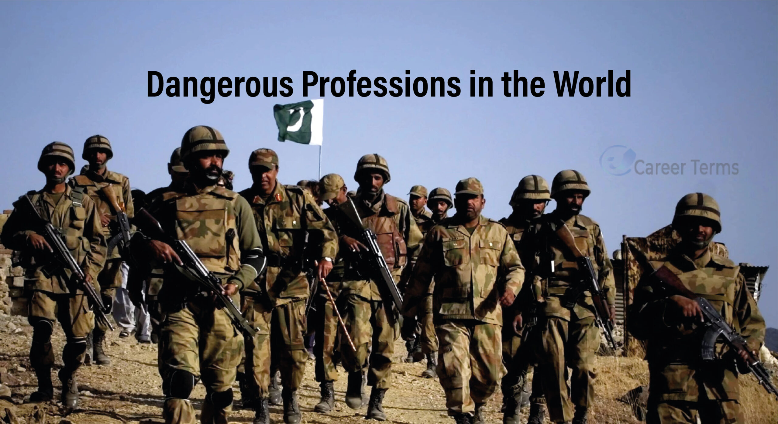 Dangerous Professions in the World