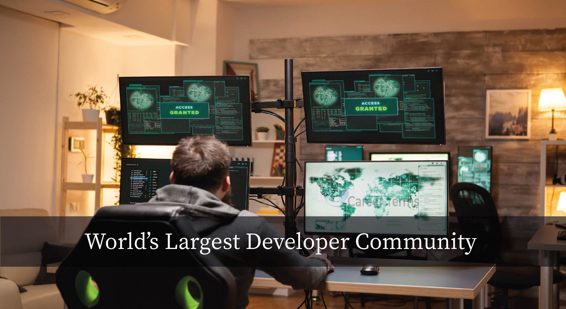 Join the World's Largest Developer Community in 2020