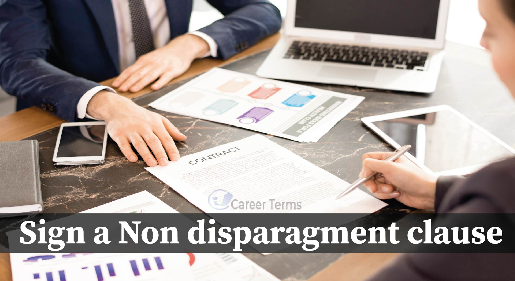 Should You Sign a Non disparagment clause