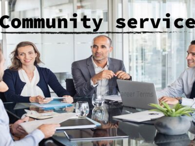 what is community service and why is it important